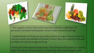 Importance of Fruits In Diet - BMD Thumbnail
