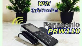 Contesta llamadas de tu Casa u Oficina desde tu Smartphone Panasonic PRW110