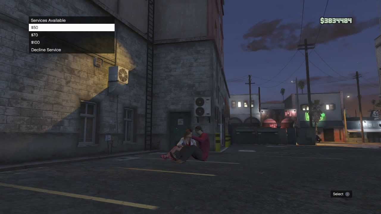 How To Get Prostitutes In Your Car On Gta