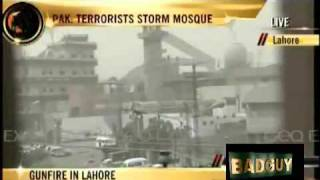 Live Terrorist Attacks on Ahmadiyya Muslim Mosques 28th May - Lahore - Pakistan