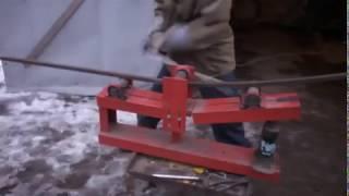 гнем проф трубу для теплицы(, 2015-04-03T17:18:01.000Z)