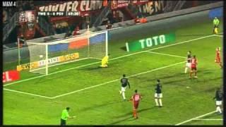 KNVB Beker: FC Twente - PSV Penalty Janssen
