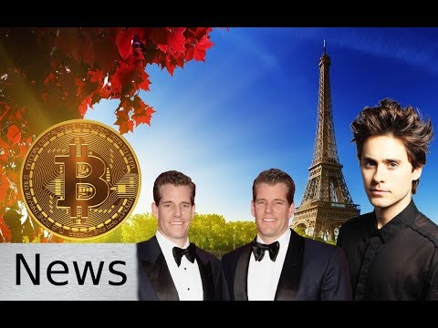 Bitcoin News - Iceland, France, Australia, and Jared Leto