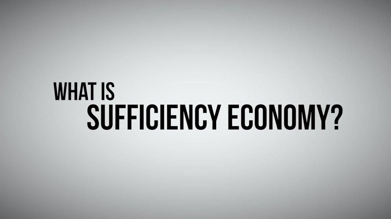 sufficient economy