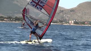 2015 RS:Χ European Championships - Day 2