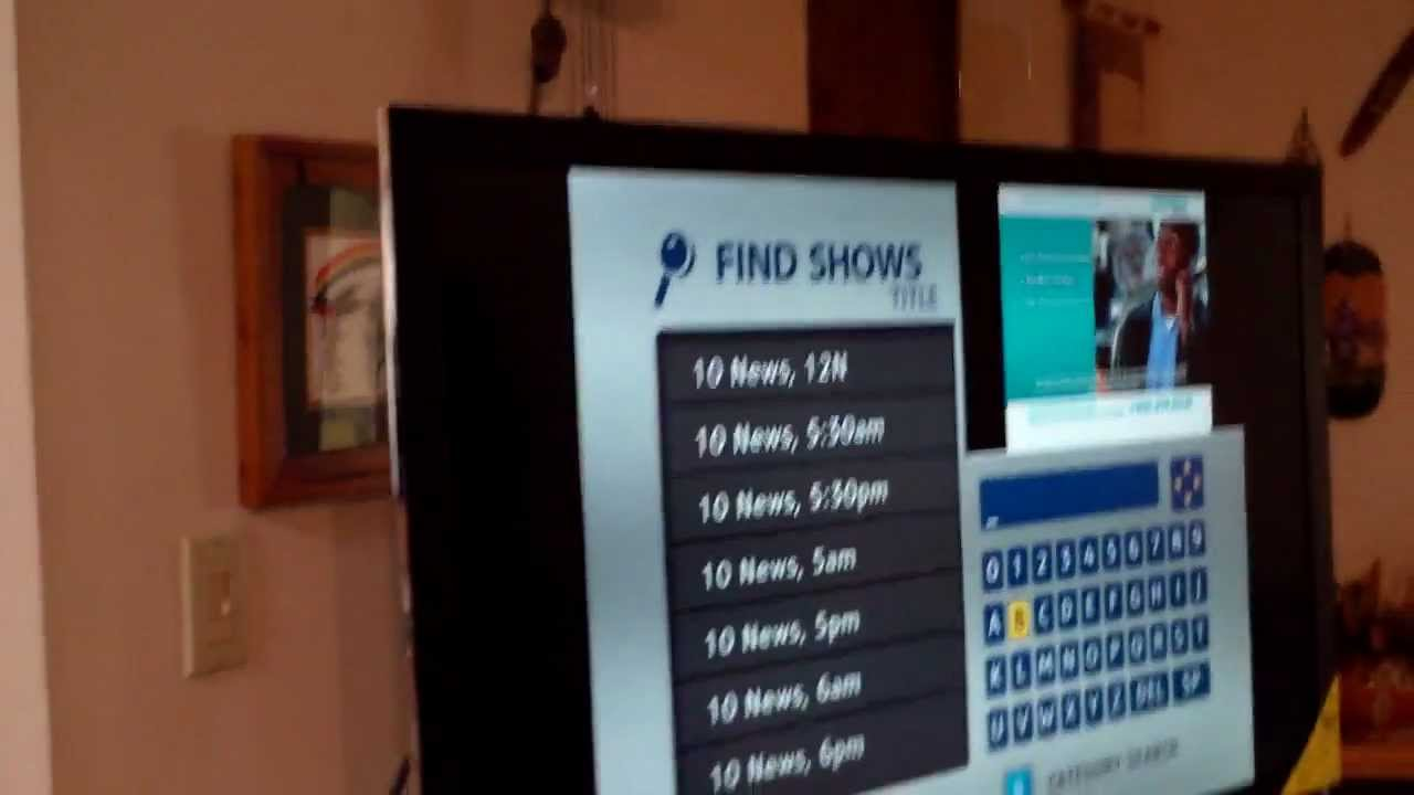 HOW TO SETUP TOSHIBA 3D TV REVIEW - YouTube