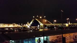 Развод мостов Санкт-петербург, Россия. 29.05.2016 01:30 AM(, 2016-05-29T00:28:01.000Z)