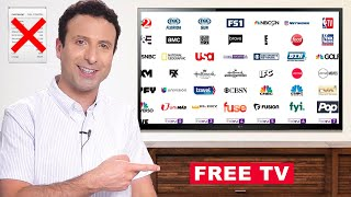 GET FREE TV with this AMAZING ANTENNA DEAL!