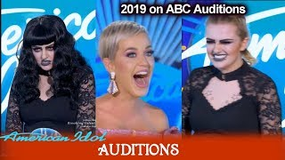 "Maddie Poppe ""auditions"" as Lady Mapo  & Other Familiar Faces 