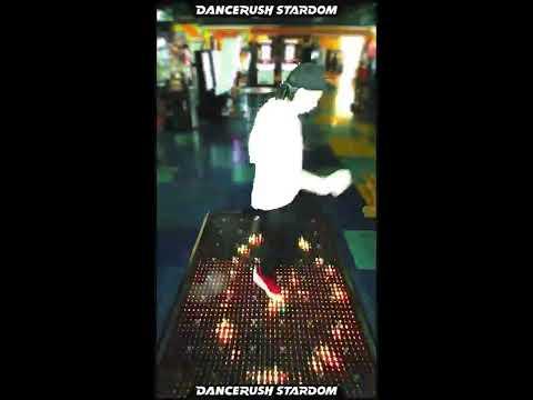 ダンスラ【Forgetting Machine / TAKU INOUE】DNB step練習 #DANCERUSH_STARDOM