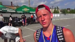 """Kherson Streetball Cup 2017"" (U-16) Награждение. Группа ""Киев Kings"" - (Херсон)"