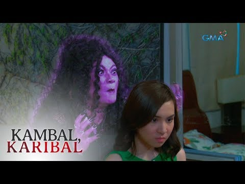 Kambal, Karibal: The black woman urges Crisel to get even