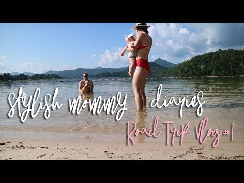 Family Road Trip Series! Georgia Vlog 1: Traveling with Toddlers