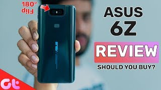 Asus 6Z Full Review With Pros and Cons   Worth Buying?   GT Hindi