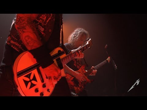 Metallica: Creeping Death (Helsinki, Finland - May 11, 2018)