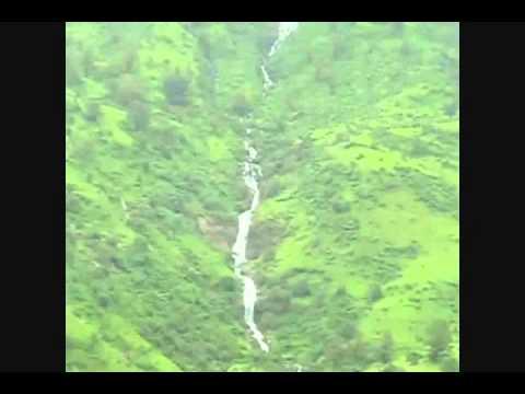 origin of godavari river