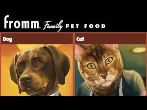 The History Of Fromm's Pet Food  With Bryan Nieman From Fromm Family Pet Foods.