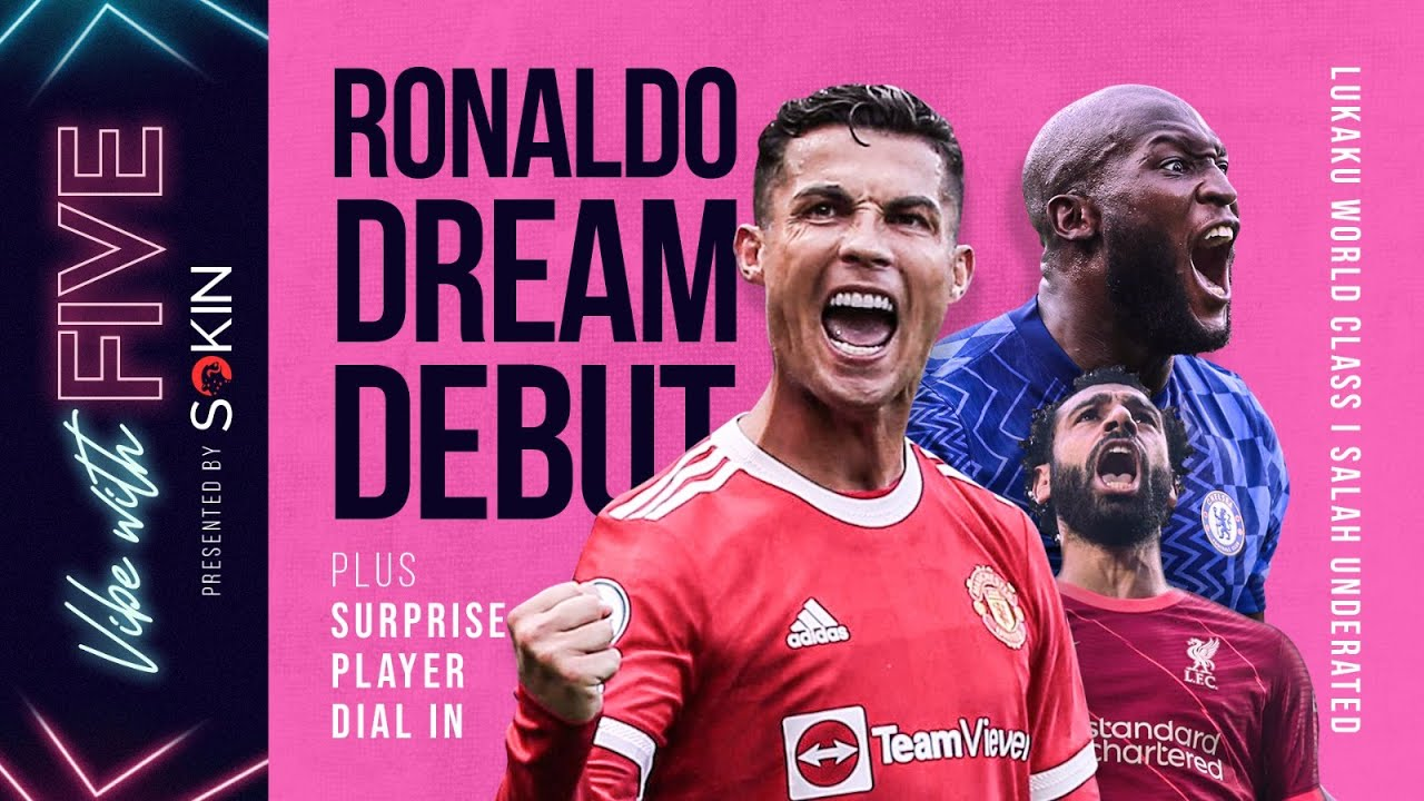 Download Ronaldo's DREAM Debut! | Mystery Premier League Player Phone In! | Vibe With FIVE
