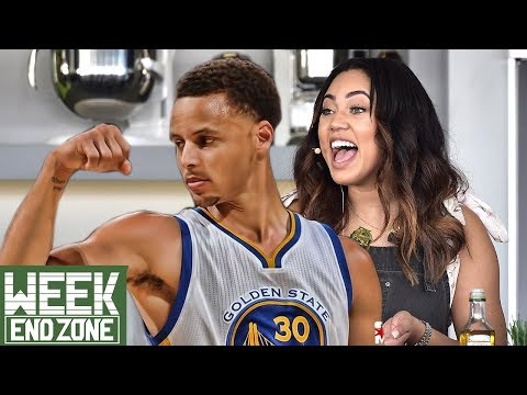 Steph Curry Supports Ayesha After Houston Fans Trash Her Restaurant! | WEZ