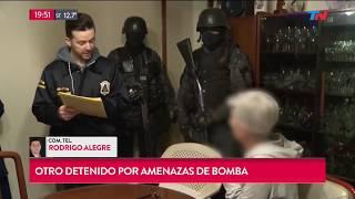 Otro detenido por las amenazas de bomba en colegios