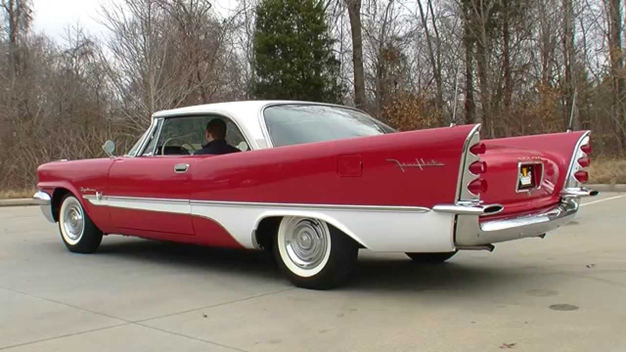134995 1957 desoto fireflite sportsman youtube