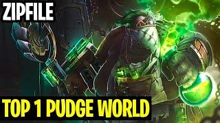 TOP 1 PUDGE WORLD - ZIPFILE - DOTA 2