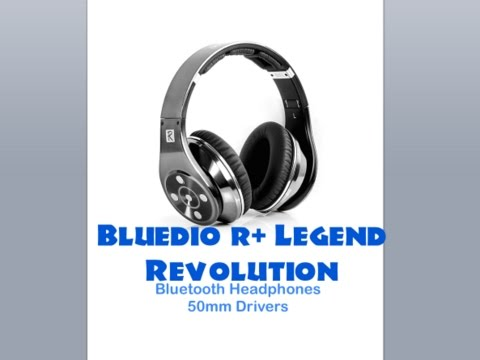 Bluedio R+ Legend Headphones Bluetooth UNBOXING REVIEW vs Beats by Dre