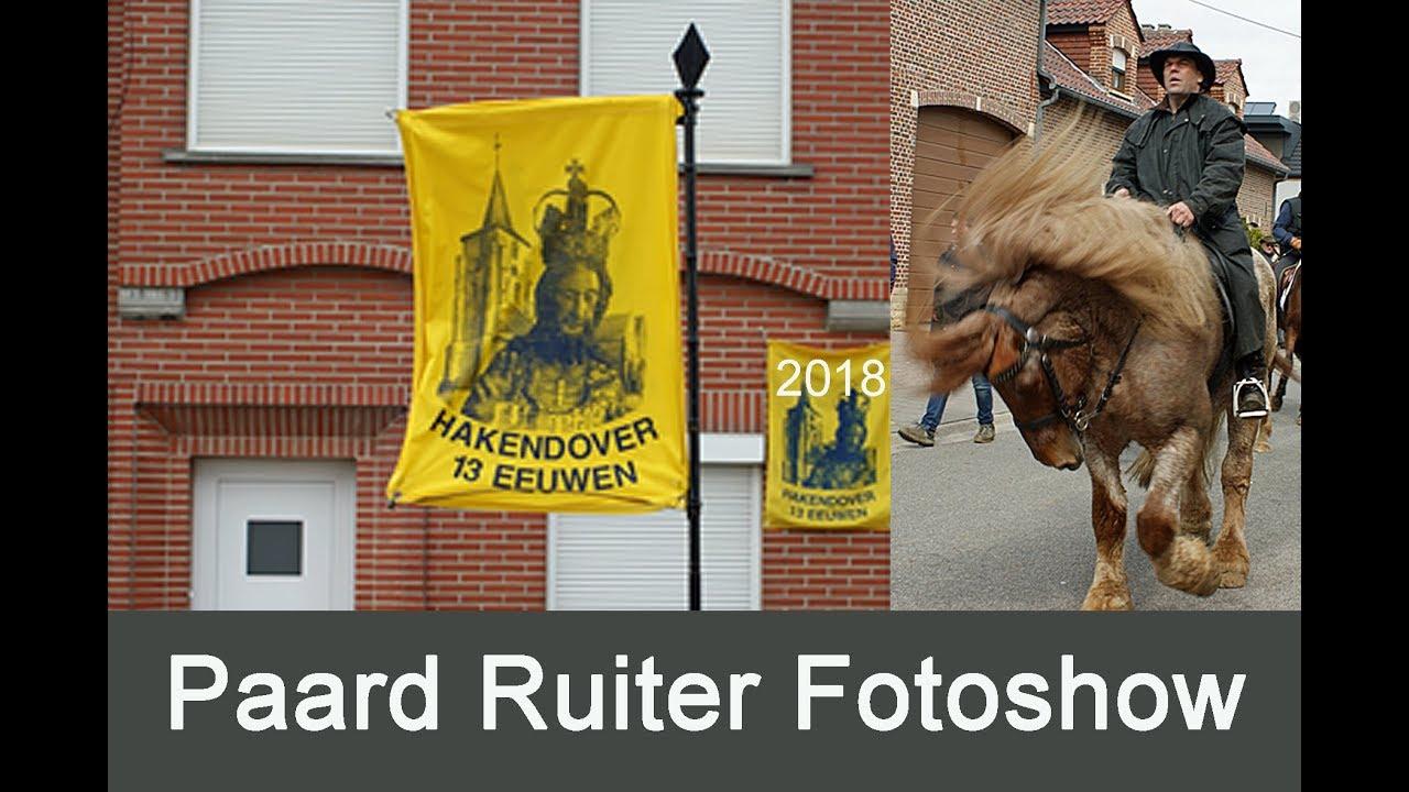 Download paard ruiter fotoshow Hakendover 2018 (Gilbert G)
