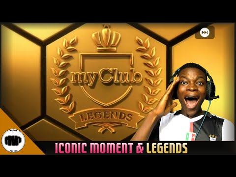 1000 COINS ICONIC MOMENTS & LEGENDS GP BOX DRAW PES 20 MOBILE