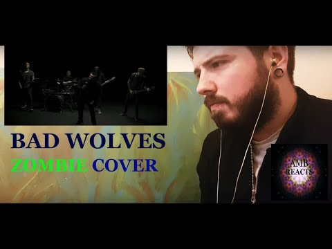 Cover Lagu Bad Wolves - Zombie (Reaction) STAFABAND
