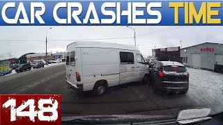 Dashcam Accidents Compilation - December 2016 - Episode #148 HD