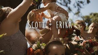 Scott + Erika