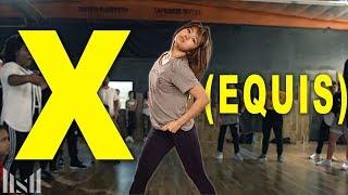 X (Equis) - Nicky Jam &amp J Balvin Dance Matt Steffanina Choreography