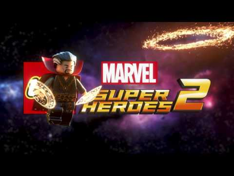 LEGO Marvel SuperHeroes 2 (Teaser Trailer)
