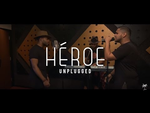 Jhoni The Voice - Héroe (Unplugged) (Official Video)