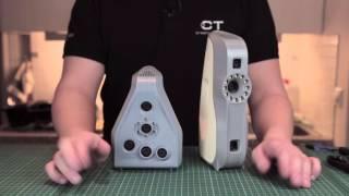 Artec EVA vs Artec Spider - Which 3D scanner should you choose? (comparison)