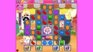 Candy Crush Saga level 688 NEW hand booster