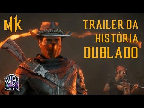 MORTAL KOMBAT 11 – Trailer Oficial do Modo História (Dublado em PT-BR)