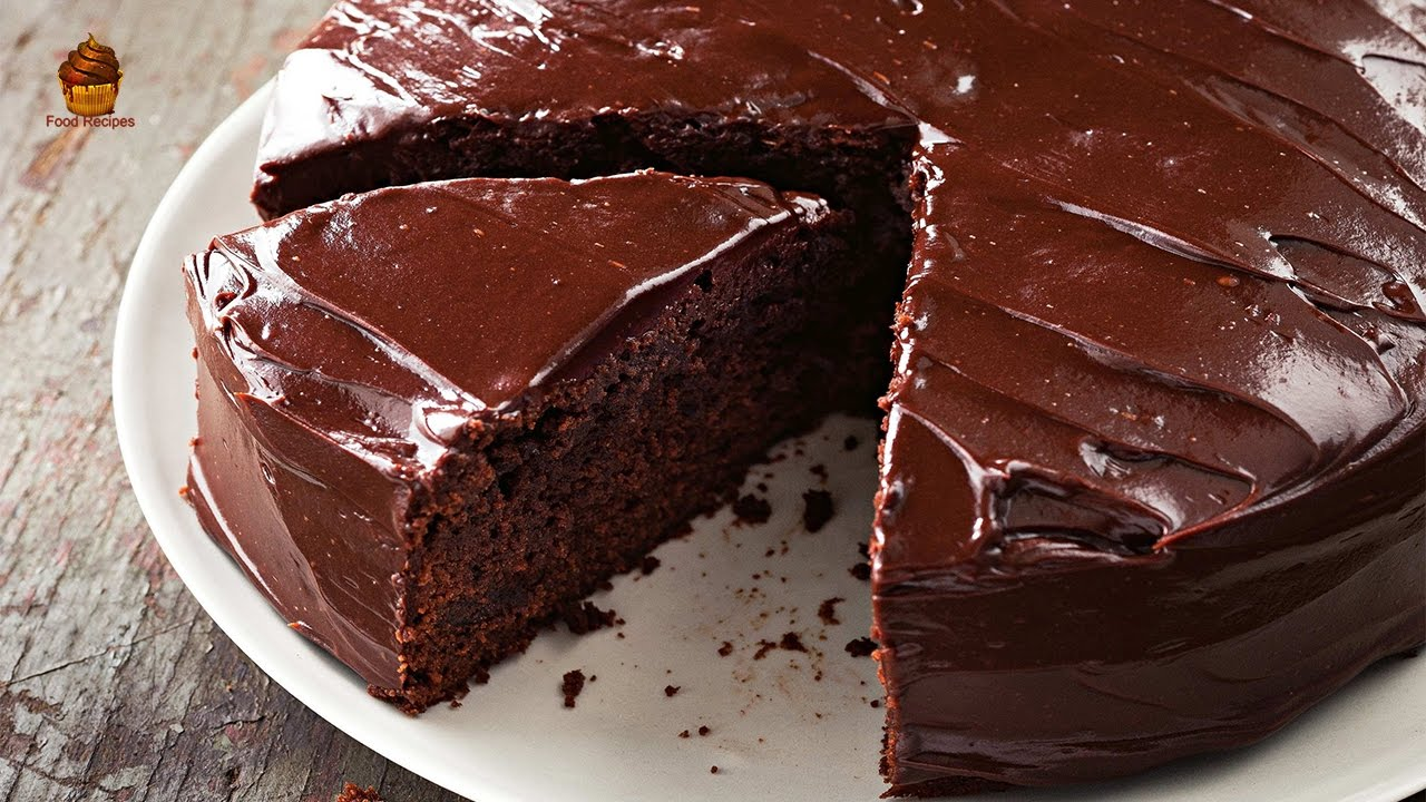Yummy Super Easy Chocolate Cake Recipe for Kids - YouTube