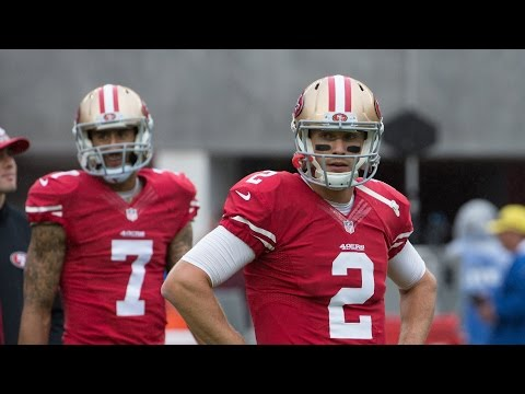 Fitzgerald: Who will be the starting QB for the 49ers in 2016?