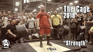 """The Cage 2018   """"Strength"""""""