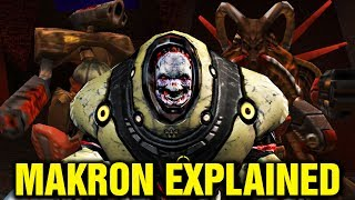 QUAKE: ORIGINS - THE MAKRON EXPLAINED - WHAT IS THE MAKRON?
