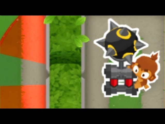 Can You Actually Shoot Bloons Through This Tiny Crack