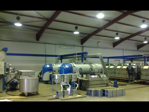 Olive oil mills waste treatment; TV short documentary film,
