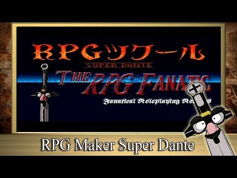 The RPG Fanatic Review Show - ★ RPG Maker Super Dante Video Game Review ★