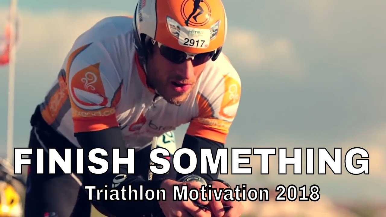 WHEN YOU FEEL LIKE GIVING UP - Triathlon Motivation