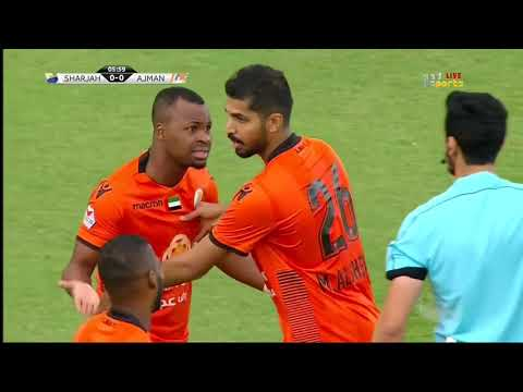 AJMAN VS SHARJAH - PART 1