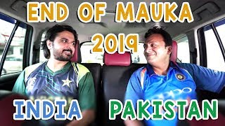 End of Mauka Mauka 2019 | India has something to say | Ep. 7 #v7pictures #ENGvsNZ Finals