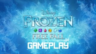 Frozen Free Fall Gameplay #8 - Level 85