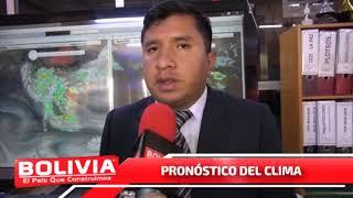LLUVIAS EN BOLIVIA HASTA MARZO Daniel Fernandez